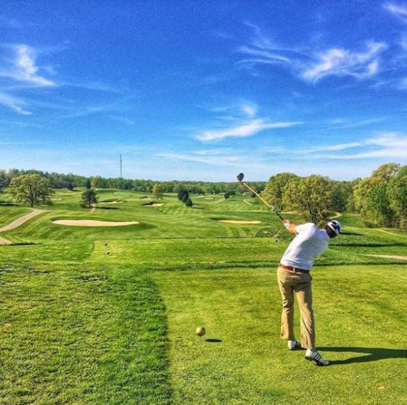 Outdoor Blog- Golf